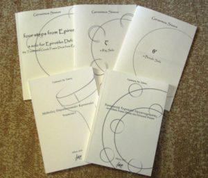 Music Scores - Books by Gerasimos Siasos